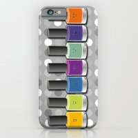 iPhone & iPod Case featuring Colour happy by Emma Harckham