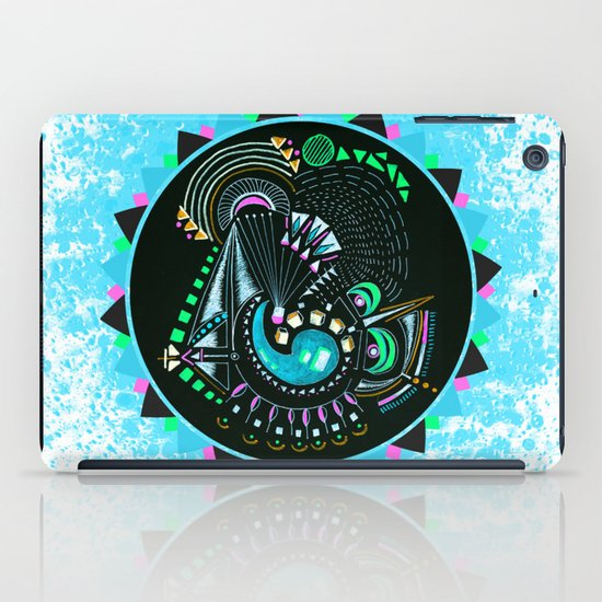 Formed in Space  iPad Case