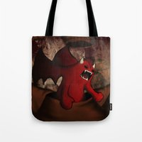 By Demons Be Driven Tote Bag