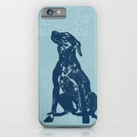 iPhone & iPod Case featuring Vizsla Dog Art by ialbert