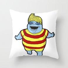 Corpse Lucas Throw Pillow