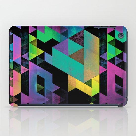 nyyn jwwl myze iPad Case