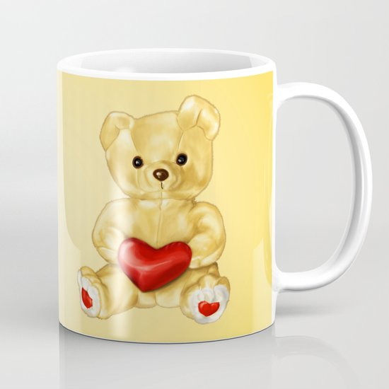 Teddy Bear Hypnotist Mug