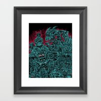 Lapsang Souchong Framed Art Print