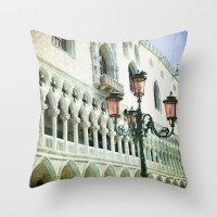 Lampione - Venice Throw Pillow