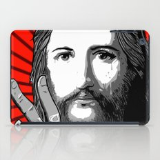 Jesus Bane #00 iPad Case