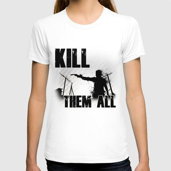 The Walking Dead Rick T-shirt