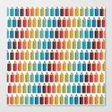 Colors #1 Canvas Print