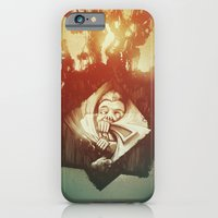 iPhone & iPod Case featuring Claustrophobia I by Dr. Lukas Brezak