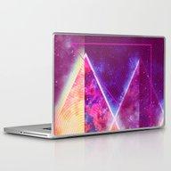 Galaxy IIII Laptop & iPad Skin