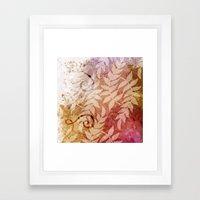 Fall - Susan Weller Framed Art Print
