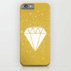 Space Diamond (gold) iPhone 6s Slim Case