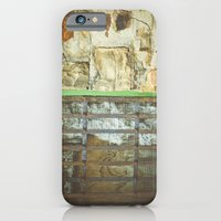 station house, grate iPhone 6 Slim Case
