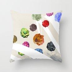 Hiian Throw Pillow