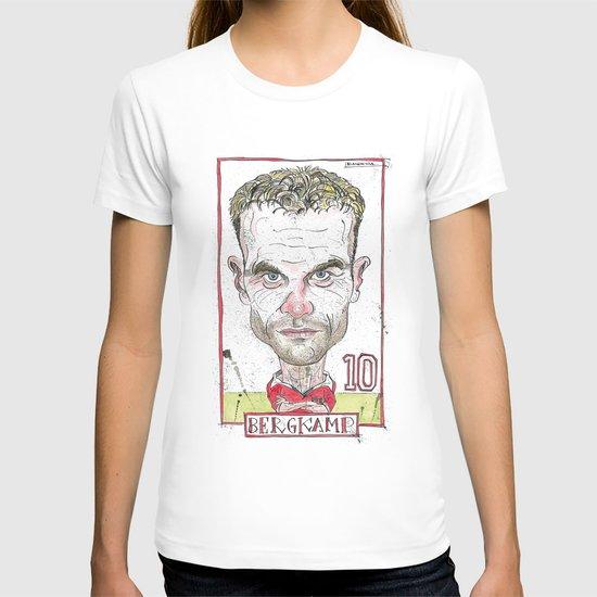 BERGKAMP T-shirt