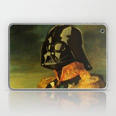Portrait Of Lord Vader Laptop & iPad Skin