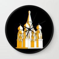 (Saint Basil's) Cathedra… Wall Clock