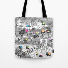 Locals Only - Heidelberg… Tote Bag