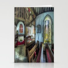 The Lord Be With You Stationery Cards
