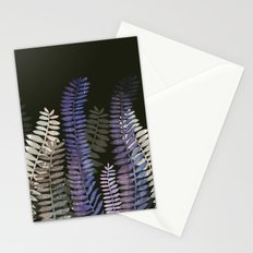 nature black Stationery Cards