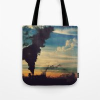 Southside Chicago Factory Tote Bag