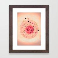 erazor Framed Art Print