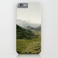 iPhone & iPod Case featuring Just silence by Hereandnow.ch