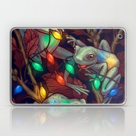 Baby It's Toad Outside Laptop & iPad Skin