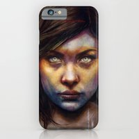 iPhone & iPod Case featuring Una by Michael Shapcott