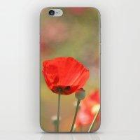 Just A Whisper iPhone & iPod Skin