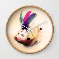 Lady Chancha Wall Clock