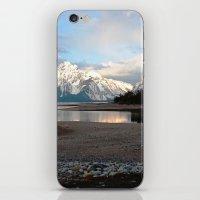 Wyoming - 2 iPhone & iPod Skin