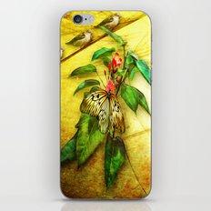 Happy Summer iPhone & iPod Skin