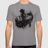 Like A Film Noir Mens Fitted Tee Tri-Grey SMALL