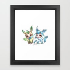 Brotherly Love Framed Art Print