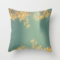 Reality Leaves A Lot To … Throw Pillow
