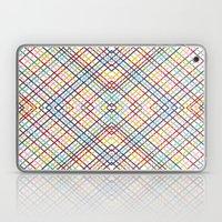 Weave 45 Mirror Laptop & iPad Skin
