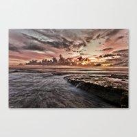 Garie Beach  Canvas Print