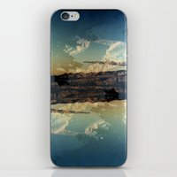 Landscapes c13 (35mm Double Exposure)  iPhone & iPod Skin