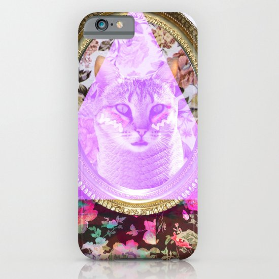 Mirror mirror on the wall who's the fairest of them all iPhone & iPod Case