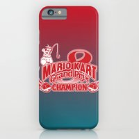 Mario Kart 8 Champion iPhone 6 Slim Case