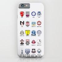 Alternate Football Teams iPhone 6 Slim Case