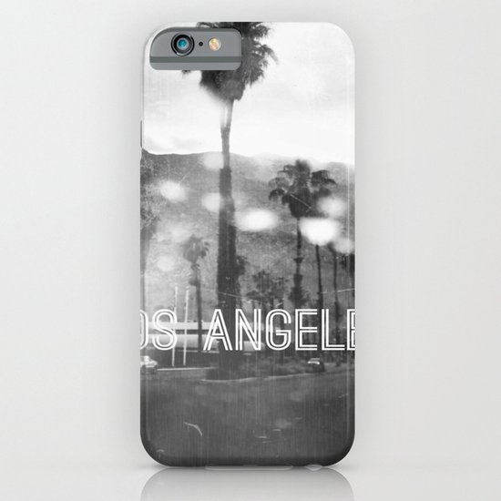 Los Angeles lover number 2 iPhone & iPod Case