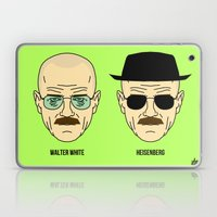 Walter White or Heisenberg? Laptop & iPad Skin
