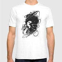 Lady Black (2014 Edition) Mens Fitted Tee White SMALL