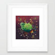Childsplay Framed Art Print