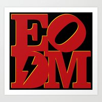 EODM - Variant Art Print