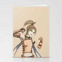 Rikku Stationery Cards