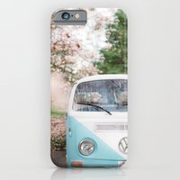 Vintage Volkswagen Van iPhone 6 Slim Case