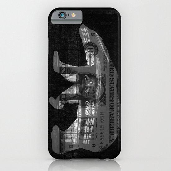 Ice Bear City Collage iPhone & iPod Case